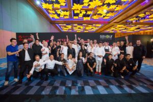 TGFF 2017 - Celebrity and visiting chefs