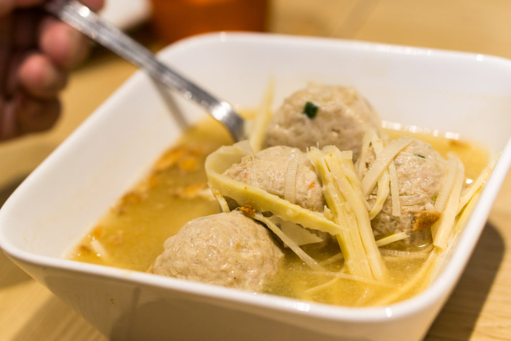 Chinese New Year 2018 - Folklore Tok Panjang Dinner - Bakwan Kepiting 2